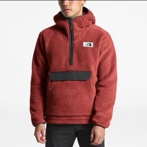 The North Face Sherpa Campshire Pullover Hoodie